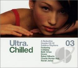 Ultra Chilled, Vol. 3 CD Cover Art