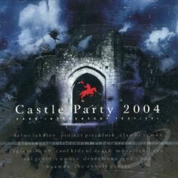 Castle Party 2004 CD Cover Art