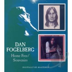 Fogelberg, Dan - Home Free/Souvenirs CD Cover Art