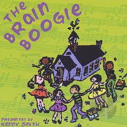 Smith, Kenny - Brain Boogie CD Cover Art