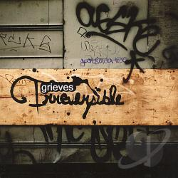 Grieves - Irreversible CD Cover Art
