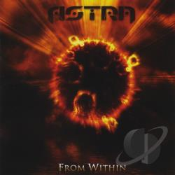 Astra - From Within CD Cover Art