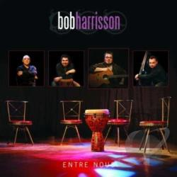 Harrison, Bob - Entre Nous (50 Ans De Carriere) CD Cover Art
