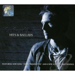 Marx, Richard - Hits & Ballads CD Cover Art