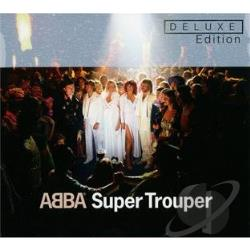 ABBA - Super Trouper CD Cover Art
