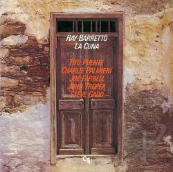 Barretto, Ray - La Cuna CD Cover Art