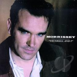 Morrissey - Vauxhall and I CD Cover Art