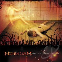 Ninnuam - Process Of Life Separation CD Cover Art