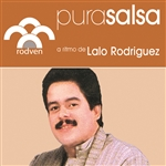 Rodriguez, Lalo - Pura Salsa CD Cover Art