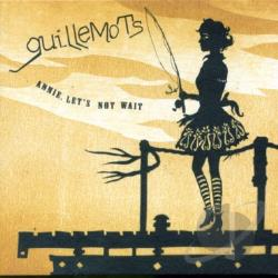 Guillemots - Annie Let's Not Wait PT.2 DS Cover Art
