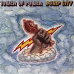 Tower Of Power - Bump City LP Cover Art