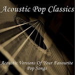 Tony Skeggs - Acoustic Pop Classics - Acoustic Versions Of Your Favourite Pop Songs DB Cover Art