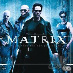 Matrix CD Cover Art