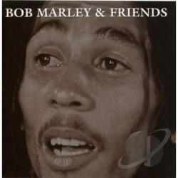 Marley, Bob - Bob Marley & Friends CD Cover Art