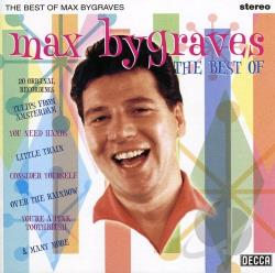 Bygraves, Max - Best of Max Bygraves CD Cover Art