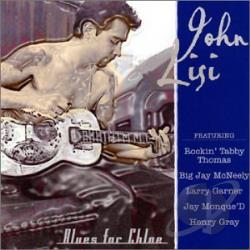 Lisi, John - Blues For Chloe CD Cover Art