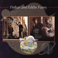 Furey, Finbar - Finbar & Eddie/The Lonesome Boatman CD Cover Art