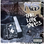 Nas - Lost Tapes CD Cover Art