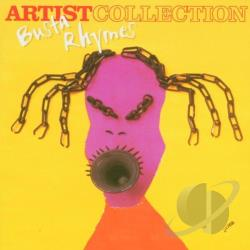 Busta Rhymes - Artist Collection: Busta Rhymes CD Cover Art