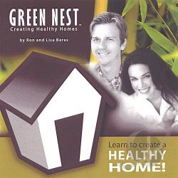 Ron & Beres - Learn To Create A Healthy Home! CD Cover Art