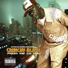 Crunchy Black - From Me to You CD Cover Art