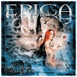 Epica - Divine Conspiracy CD Cover Art