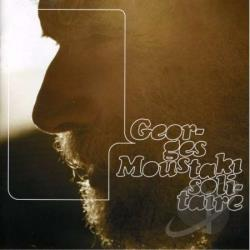 Moustaki, Georges - Solitaire CD Cover Art