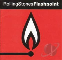 Rolling Stones - Flashpoint CD Cover Art