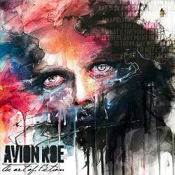 Avion Roe - Art Of Fiction: Singles CD Cover Art