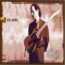 Boris, Bill - Hold Back CD Cover Art