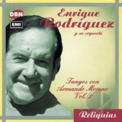 Rodriguez, Enrique - Canta Armando Moreno, Vol. 2 CD Cover Art