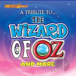 Drew's Famous - A Tribute to the Wizard of Oz and More CD Cover Art