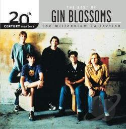 Gin Blossoms - 20th Century Masters - The Millennium Collection: The Best of Gin Blossoms CD Cover Art