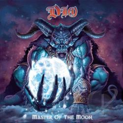 Dio - Master of the Moon CD Cover Art