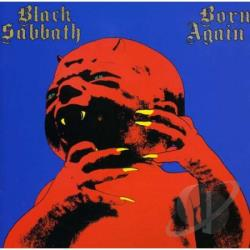 Black Sabbath - Born Again CD Cover Art