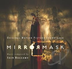 Ballamy, Iain - Mirrormask CD Cover Art