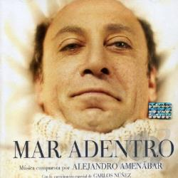 Mar Adentro (The Sea Inside) CD Cover Art