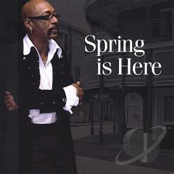 Spring - Spring Is Here CD Cover Art