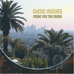 Hughes, Glenn - Music For The Divine CD Cover Art