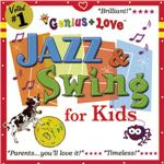 Jazz & Swing For Kids CD Cover Art