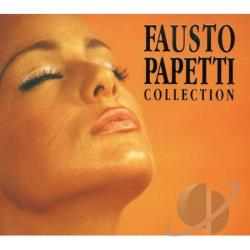 Papetti, Fausto - Fausto Papetti Collection CD Cover Art