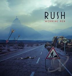 Rush - Working Men CD Cover Art