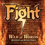 Fight - War Of Words (Remixed & Remastered) DB Cover Art