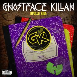 Ghostface Killah - Apollo Kids CD Cover Art