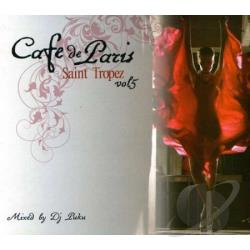 Cafe De Paris - Vol. 5 - Cafe De Paris: Saint Tropez CD Cover Art