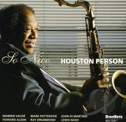 Person, Houston - So Nice CD Cover Art