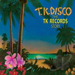 TK Records Story CD Cover Art