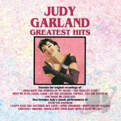 Garland, Judy - All-Time Greatest Hits CD Cover Art
