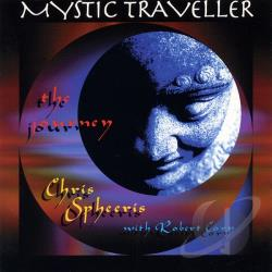 Cory, Robert / Spheeris, Chris - Mystic Traveller CD Cover Art