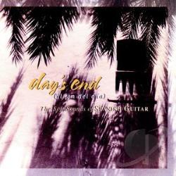 Day's End: The Soft Sounds Of Spanish Guitar - Day's End CD Cover Art